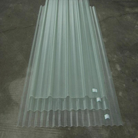 clear polycarbonate corrugated Sheet with UV protection