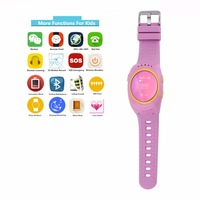 phone positioning anti-lost intelligent wearable kids gps smart watch