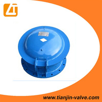 frp flap check valve