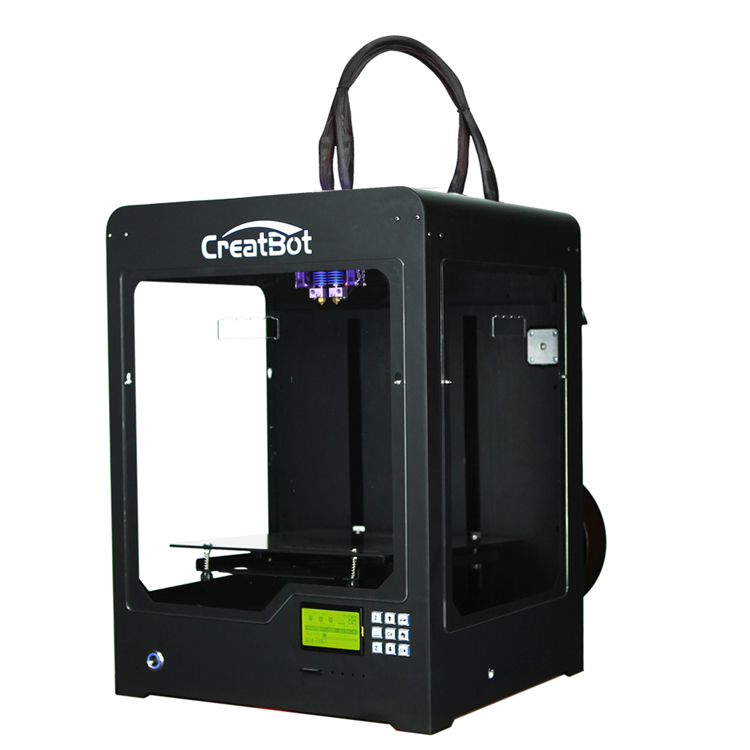 Creatbot dx 3d printer large size 300*250*300mm desktop 3d printer