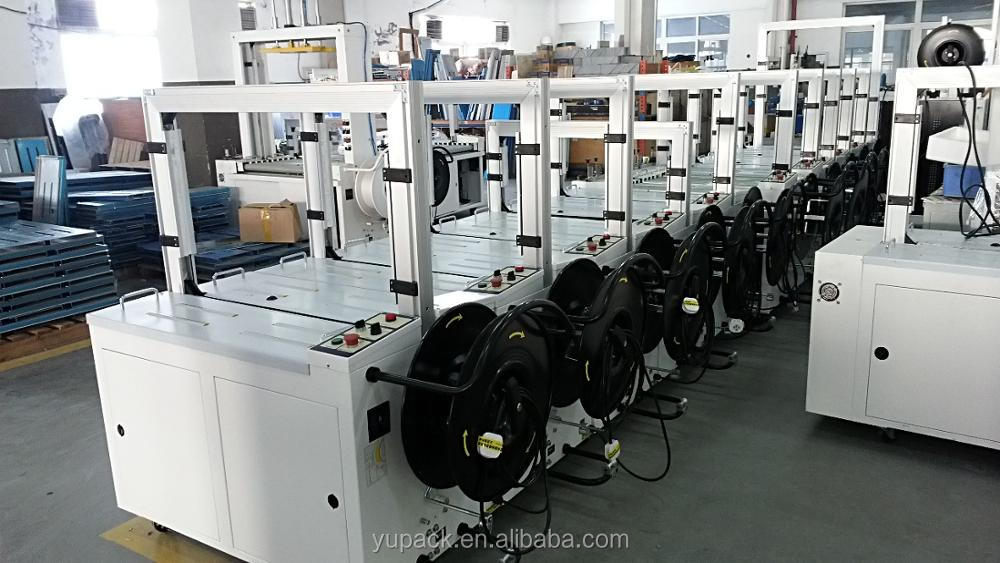 MH-101A automatic strapping machine for sale