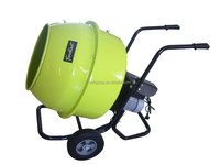 Electric Mobile Concrete Mixer for Construction/Portable Cement Mixer BM612