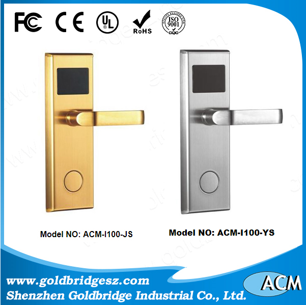 China factory Double Cylinders Electromotor Electromotored Electromagnetic Controlled Lock