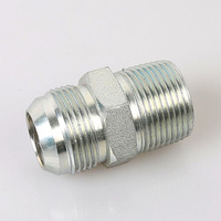 BSP Metric JIC SAE ORFS NPT JIS Flange male and female thread adaptor fitting