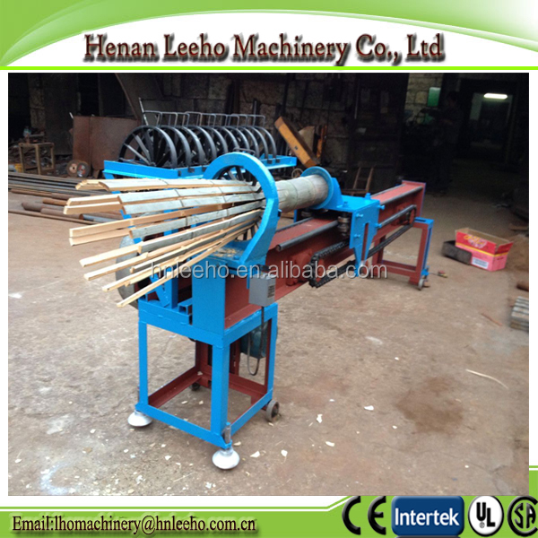 factory price wood bamboo toothpick making machine with full production line