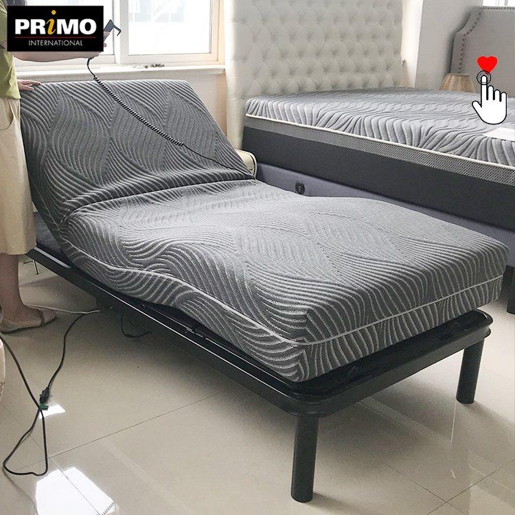 high quality electric lifting king mattress adjustable base chinese,adjustable mattress with zipper - Jozy Mattress | Jozy.net
