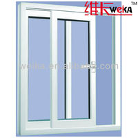 2013 new good quality americanized pvc sliding windows
