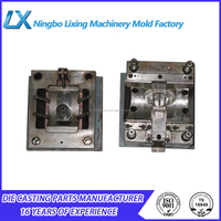 hot or cold runner plastic mold manufacturer suzhou China injection mold die casting tooling