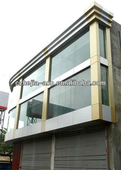 Composite Building Materials