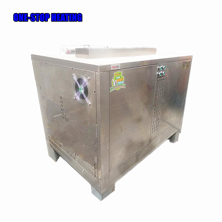 180Kw Natural Gas Heat Steam Generator Industrial