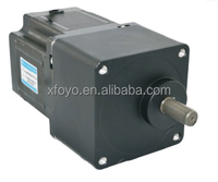 Square gearbox stepper motor (two-phase) TP86mm-FY86EX322A