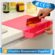 FY5045 Plastic Folding Chopping Cutting Board Set