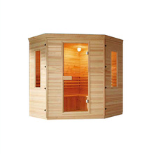 Portable fashion nudist dry sauna steam room outdoor
