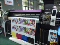 Best price Xinkeda Q5PC3200 digital t-shirt printing machine