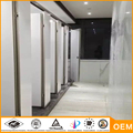 26mm waterproof whole toilet partition high-end whole toilet partition 26mm suspended toilet partition unit