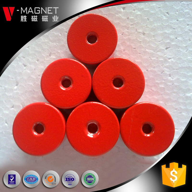 Customer's Design alnico rod magnet horseshoe