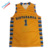 Specialized quick dry 100%polyester coolmax mesh basketball jersey logo design plus size adults sports uniform