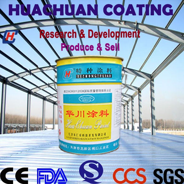 excellent salt water resistant High Build Zinc Phosphate Anticorrosive Epoxy Primer
