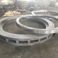 Custom Large Castings A Variety Of