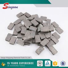 China High Quality Cutting Tools For Stone Pitching Segment