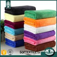 Brand new microfiber towel silk edge car with great price