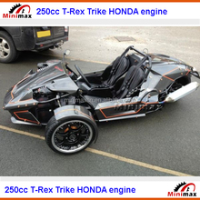 2015 Trike Roadster 3 wheel Racing 250cc Water Cooled engine Auto or Manual gears