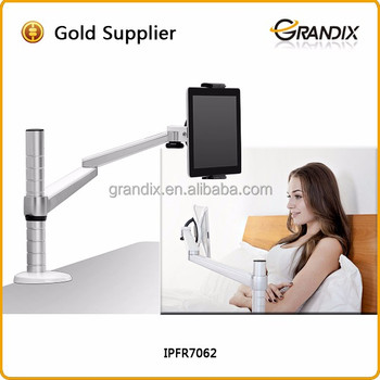 Latest design superior quality adjustable tablet display holder