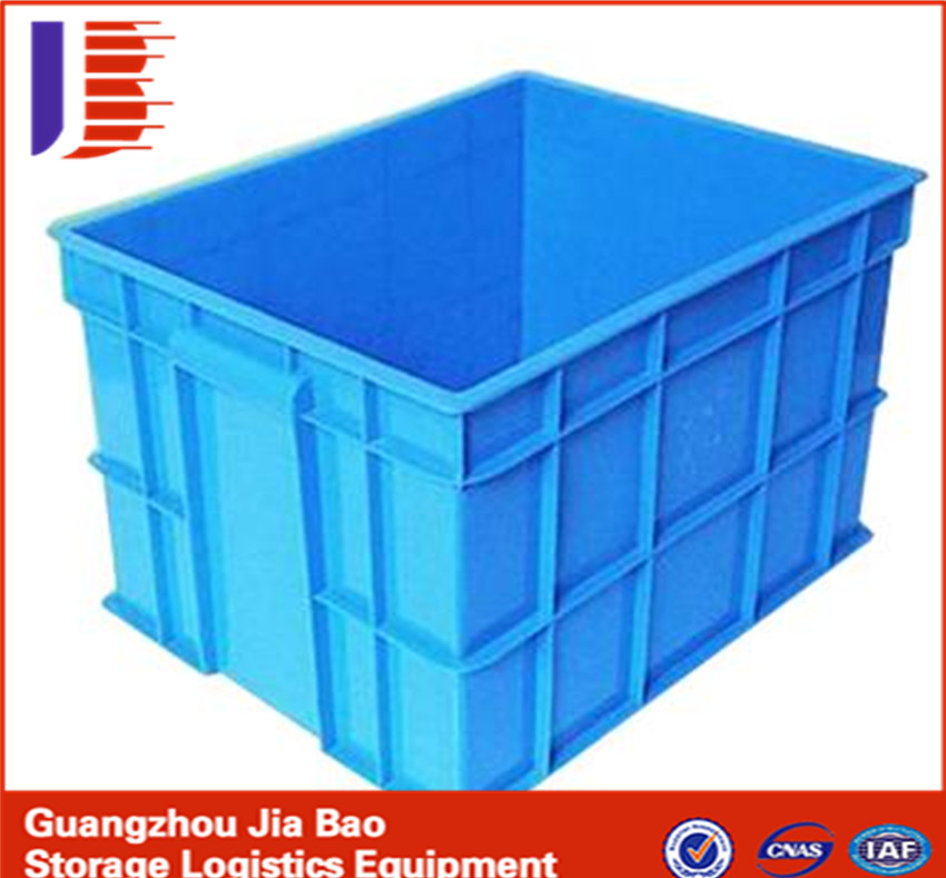 Durable turnover fruit and vegetable plastic storage bins/plastics turnover box
