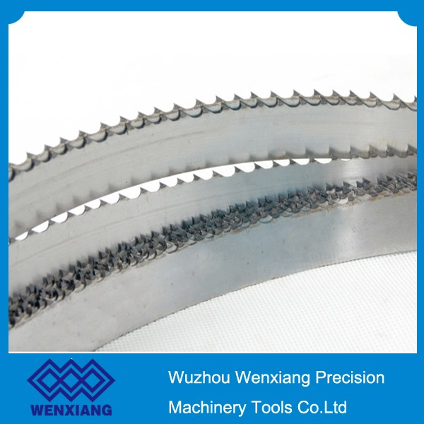 Top quality Competitive Price SKS51 meat cutting band saw blade butcher blade