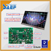 7 inch TFT Controller Board+Capacitive touch screen RS232 / TTL interface+ USB+SD card +UART