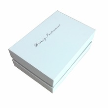 Custom design corrugated paper cardboard packaging box for gift&craft