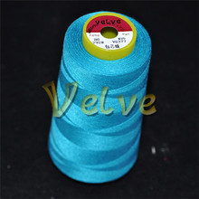 bright color quilt thread