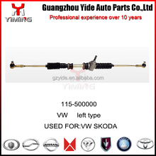 VOLKSWAGEN SKODA POWER STEERING RACK/OE: 115-500000