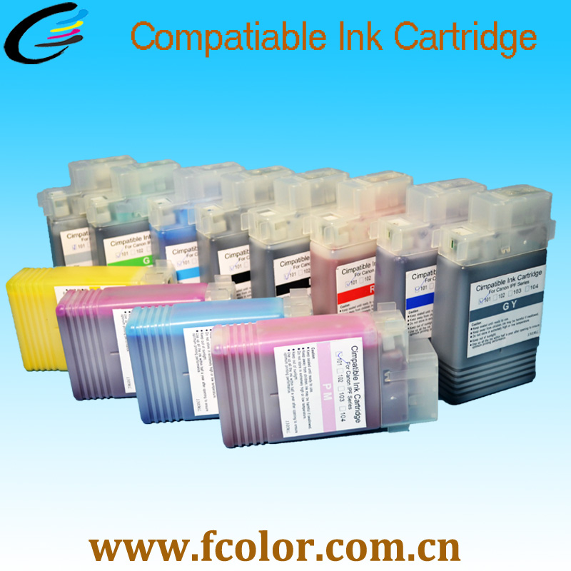 Alibaba Onlie buying PFI-<strong>106</strong> PFI106 Ink Cartridge for IPF6300s IPF6400s Printer Ink Tank