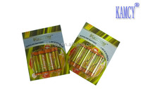 hot sales!!!high quality 1.5V R6P aa um3 dry cylindrical batteries alkaline battery
