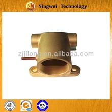 Durable copper alloy forging water pump for textile