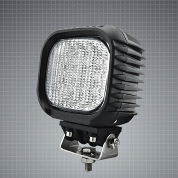best Gold trade supplier of work light, High Power 48W square offroad LED Work Light car led work light