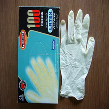Medical Product/latex Disposable Gloves/ Latex Gloves Malaysia Manufacture