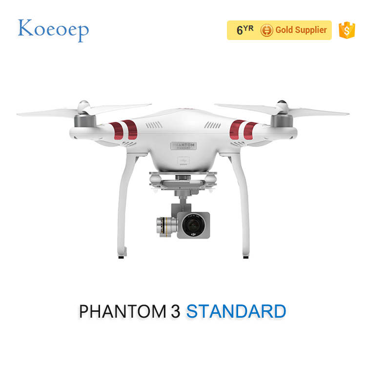 Original DJI Phantom 3 Standard RC Drone 2.7K HD Camera 3-Axis Gimbal RTF Quadcopter Drones