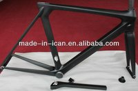 Light Carbon fiber road bike frames cheap and high quality carbon fiber road bicycle frameset