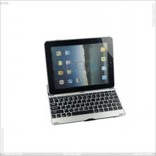 slide wireless bluetooth keyboard case for samsung/9.7inch and 10.1inch Tablet PC P-BLUETOOTHKB020