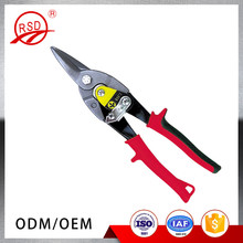 Alibaba China wholesale RSD40423 alloy steel hand tool Aviation Snips scissors straight Port