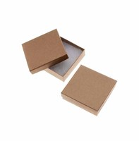 Wholesale high quality kraft box for garment/food/gift manufacture