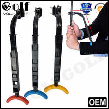 Adjustable Golf Swing Trainer , Stretchable Golf Swing Training Aid