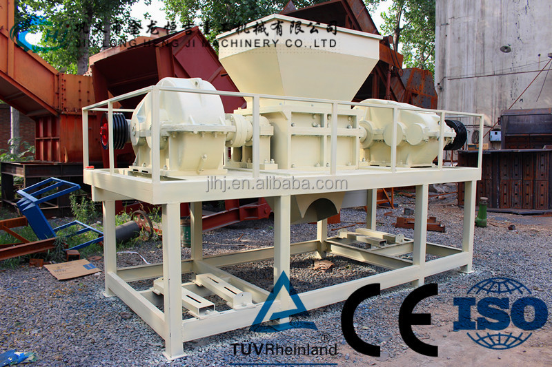 plastic tube pipe grinder recycling machinery/plastic shredder machinery