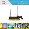 F7434 gps car tracker wifi router with sim card for public transport gps monitoring m