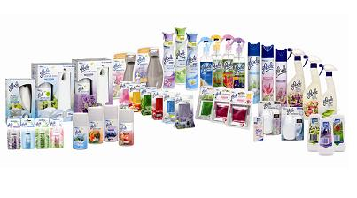 Glade Automatic Spray Glade Sense Spray Glade Natures Infusions Glade Refresh Air Glade Multi Spray Glade Aerosol