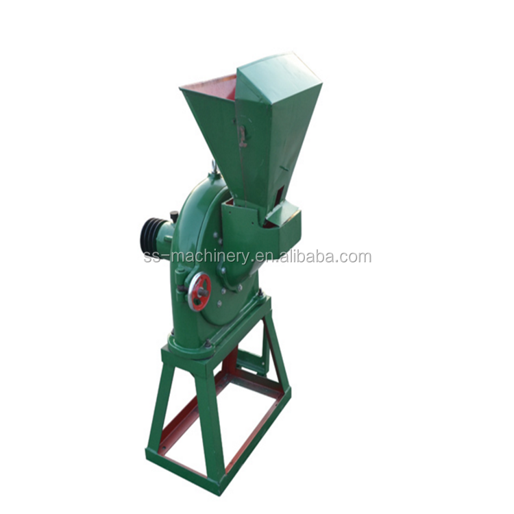 High quality Rice grinding machine rice crushing machine rice flour crusher