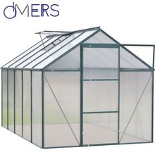 pvc cheap commercial grow vegetables green house for farming agriculture