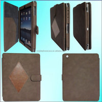 Wholesale Products Luxurious Cover PU Leather Tablet Case For iPad1/2/3/4